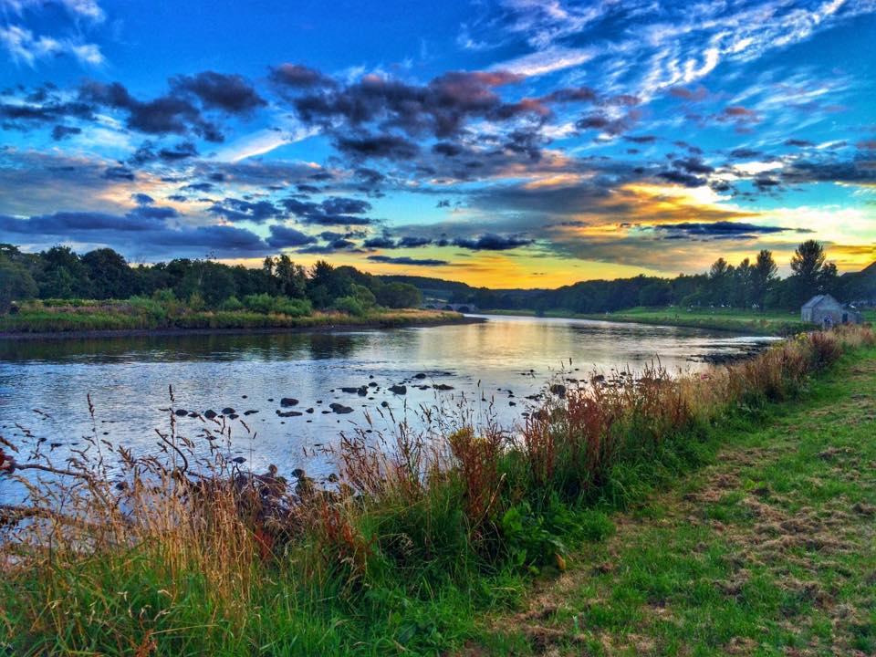 River Dee - ADAA Bothy